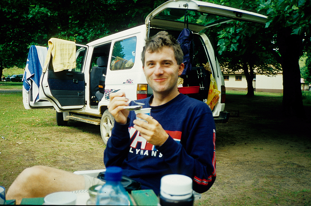 Südafrikatour 2000