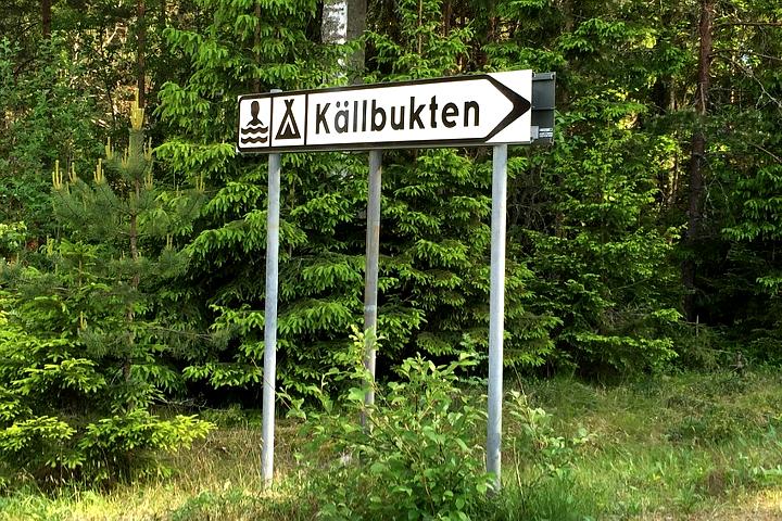 58 Grad Nord - Ohne eigenem Boot in die schwedischen Schären - Källbuktens Camping in Sankt Anna
