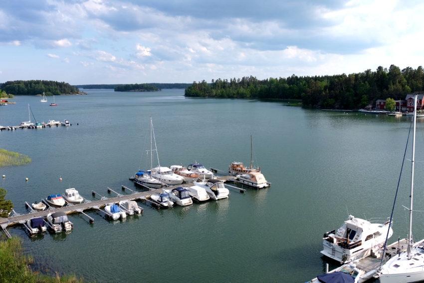 58 Grad Nord - Ohne eigenem Boot in die schwedischen Schären - Sankt Anna