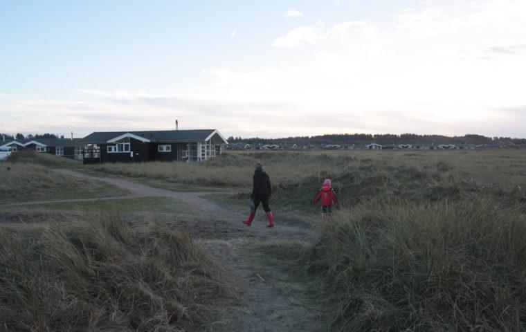 Dänemark im Herbst - Skallerup Klit