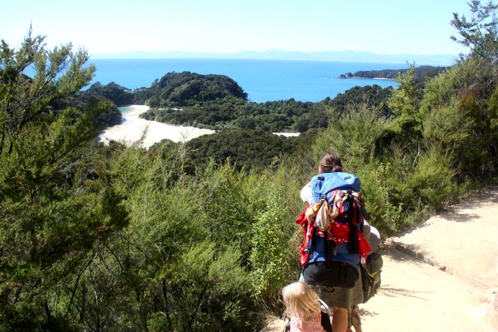 58GradNord - Elternzeit in Neuseeland - Abel Tasman Coast Track