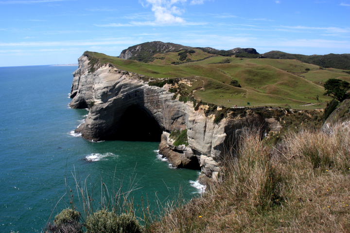 58GradNord - Elternzeit in Neuseeland - Cape Farewell Lookout