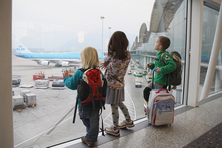 58GradNord - Elternzeit in Neuseeland - Hongkong