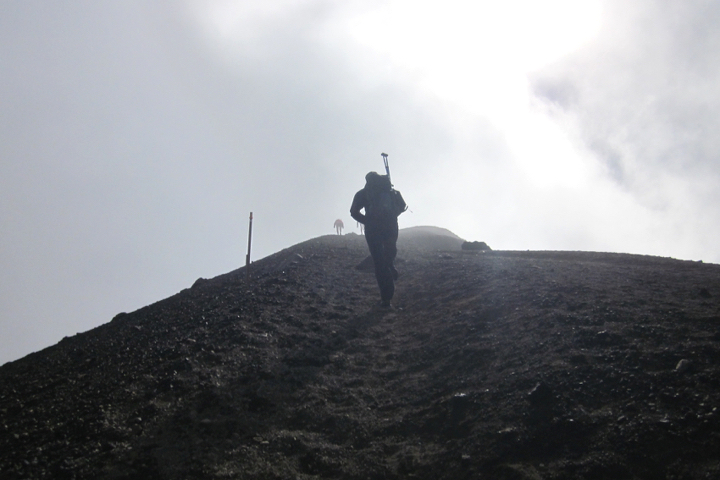 58GradNord - Elternzeit in Neuseeland - Tongariro Alpine Crossing