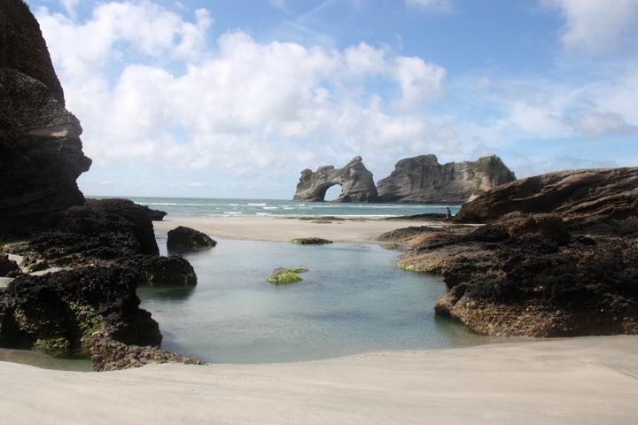 58GradNord - Elternzeit in Neuseeland - Wharariki