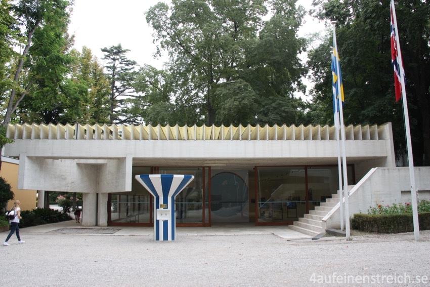 Der nordische Biennalepavillon