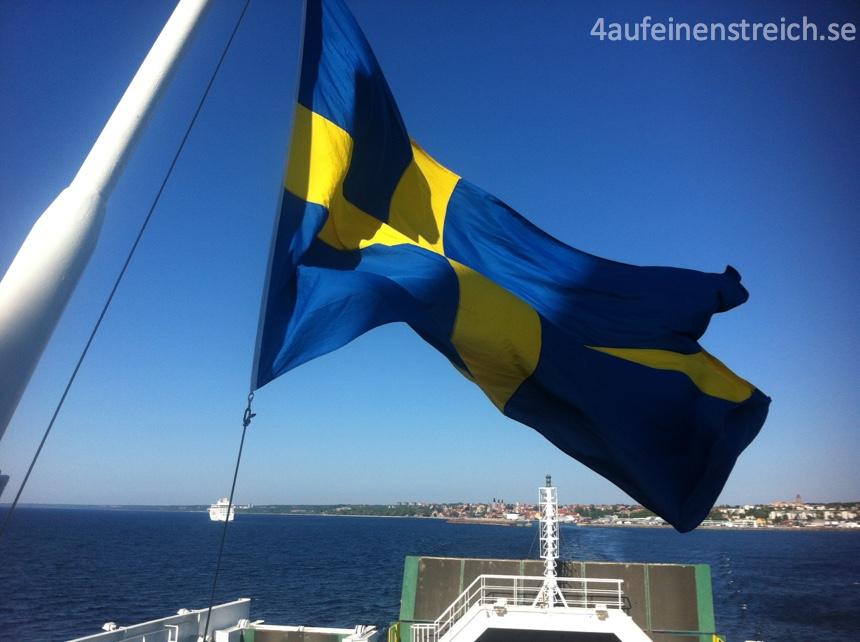 Hei då Gotland - bis bald!