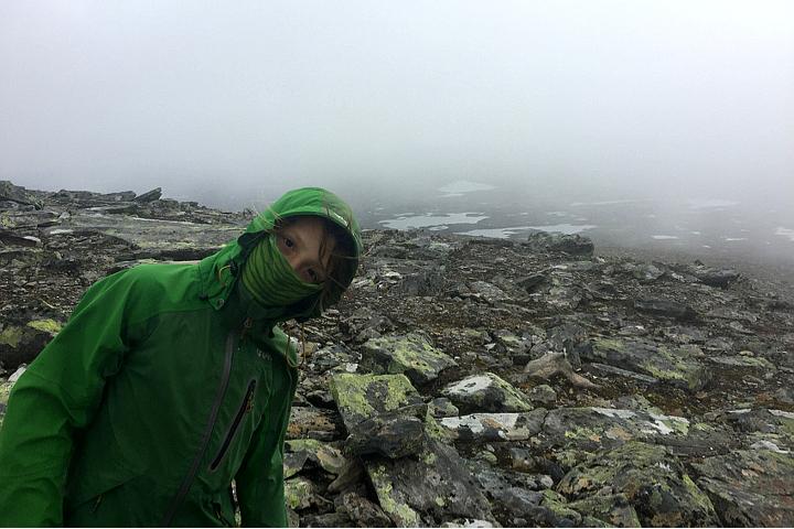 58 Grad Nord - Gipfelbesteigung mit Kind - Helgas - Und wo geht's hin?