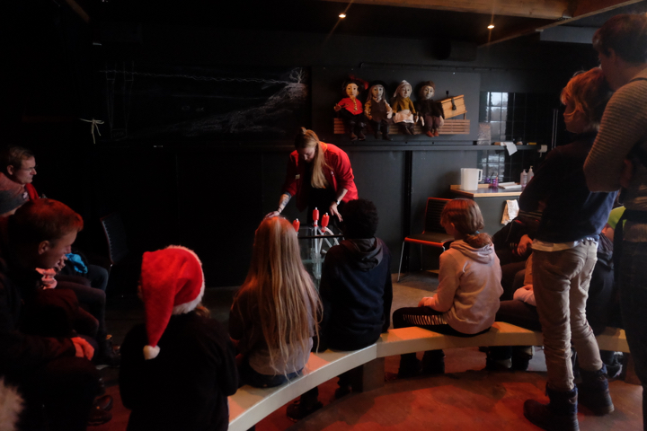 Vasamuseum - Familienführung