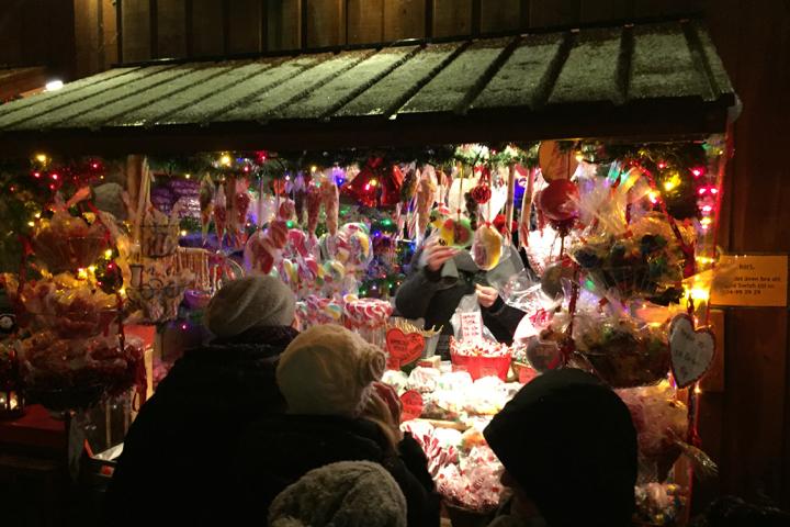 """Stockholmer Weihnachtsmarkt in """"Gamla Stan"""""""
