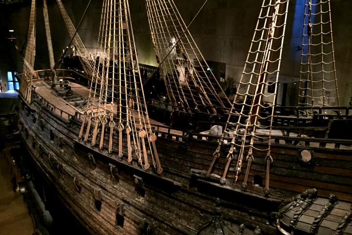 Vasamuseum - Stockholm 58GradNord