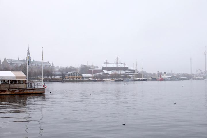 Nordiska, Vasamuseum und Gröna Lund