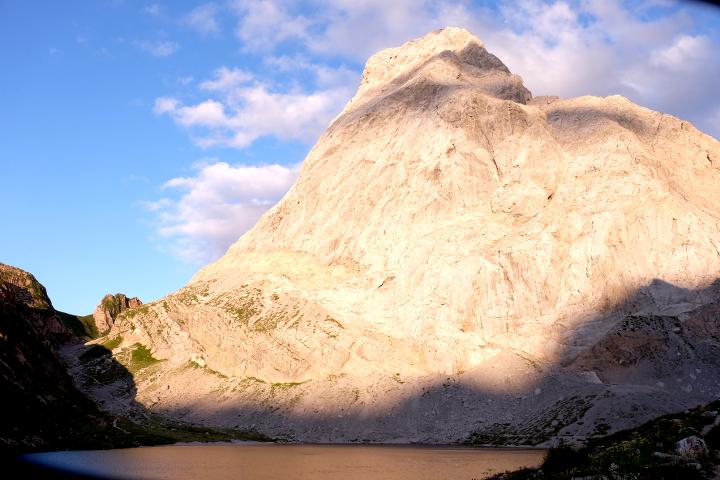 58GradNord - Karnischer Höhenweg - Wolayersee