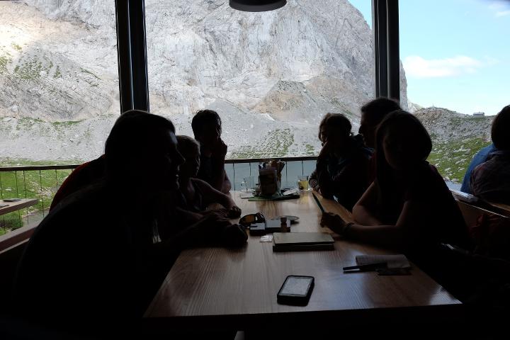 58GradNord - Karnischer Höhenweg - Wolayerseehütte