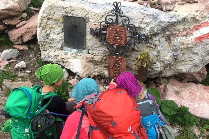 58GradNord - Karnischer Höhenweg - Gestorben am Berg