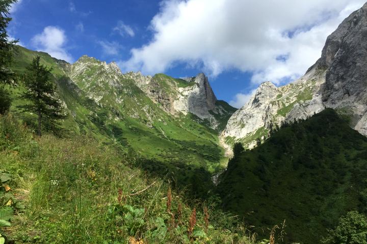 58GradNord - Karnischer Höhenweg - auf zum Hochalpjoch