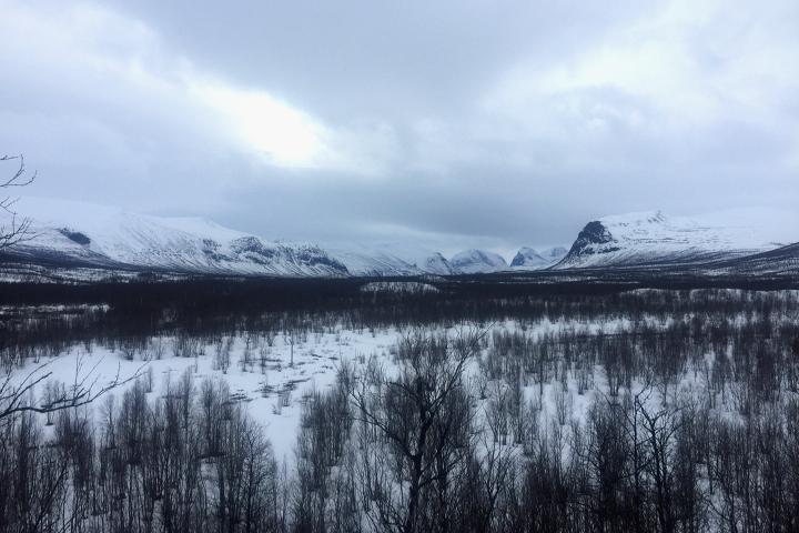 58 Grad Nord - Kungsleden im Winter - Auf ins Fjäll