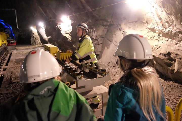 58 Grad Nord - Roadtrip in Nordschweden - Eisenerzgrube Kiruna