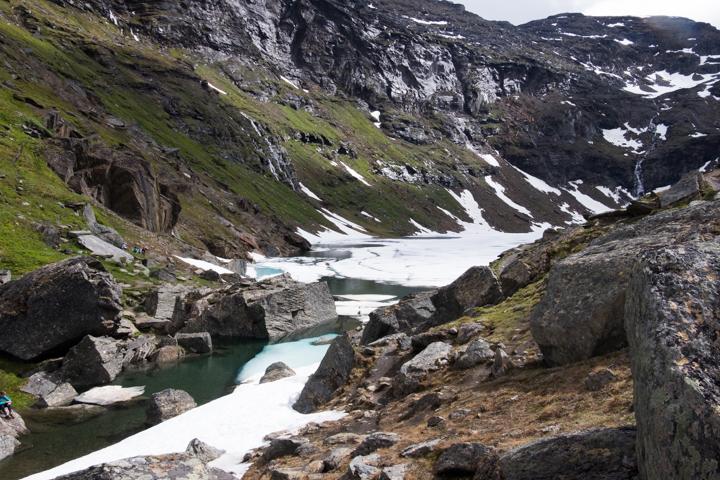 58GradNord - Trollsjö in Kärkevagga