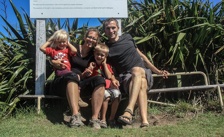 58GradNord - Neuseeland-Auszeit 2.0 - East Cape 2011