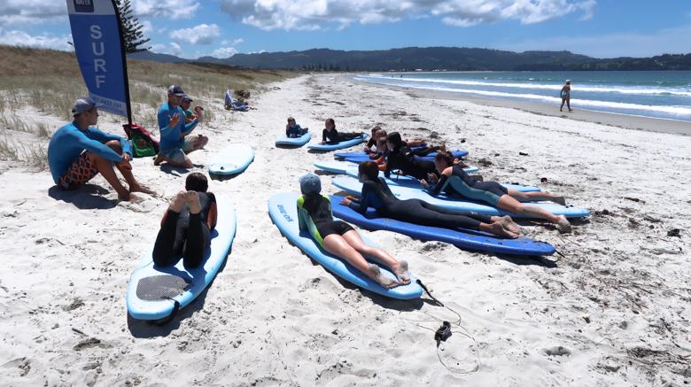 58 Grad Nord - Kiwi-Tagebuch - Surfschule