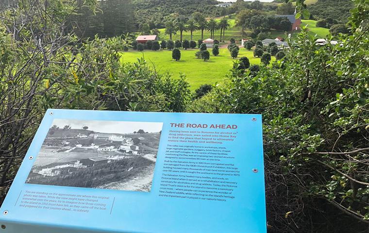 58 Grad Nord - Familienauszeit - Rotoroa Island - Damals und Heute