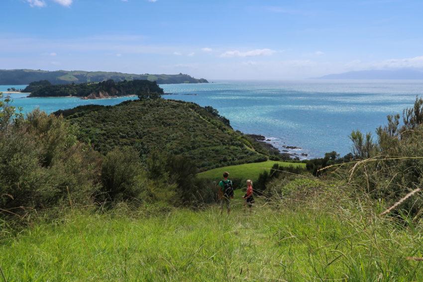 58 Grad Nord - Familienauszeit - Rotoroa Island