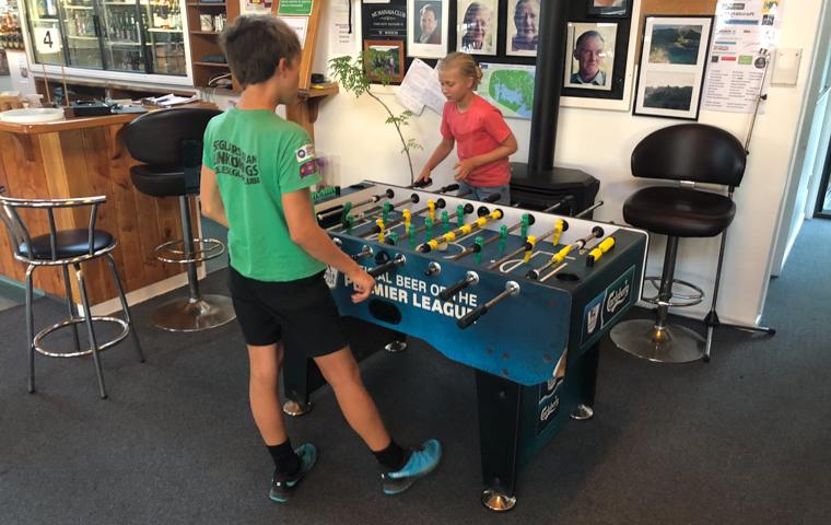 58 Grad Nord - Familienauszeit Neuseeland - Whangarei Heads - Mount Mania Club