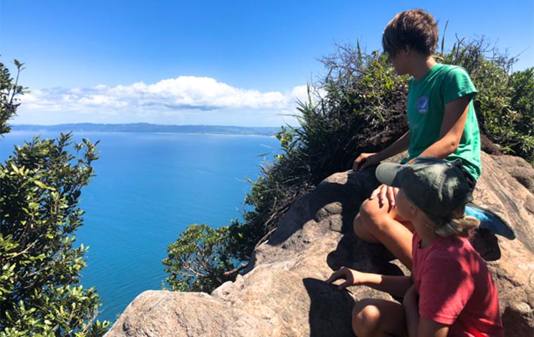 58 Grad Nord - Familienauszeit Neuseeland - Whangarei - Panorama