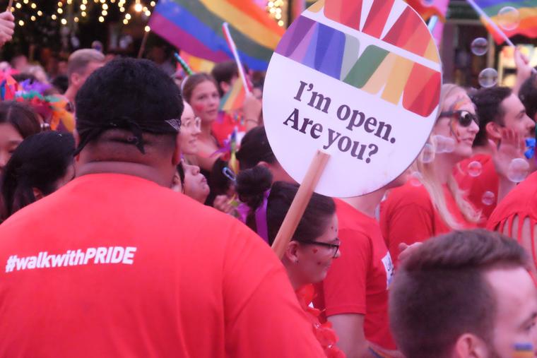 58 Grad Nord - Kiwi-Tagebuch - Pride Parade Auckland