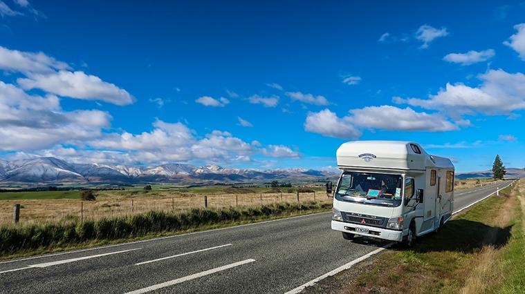 58 Grad Nord - Neuseeland im Herbst - Camper Roadtrip Neuseeland