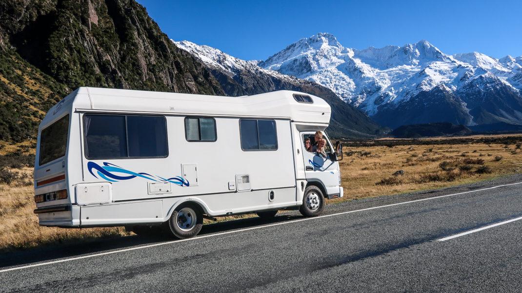 58 Grad Nord - Neuseeland im Herbst - Campervanroadtrip