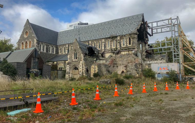 58 Grad Nord - Christchurch mit Kindern - Christchurch Cathedral