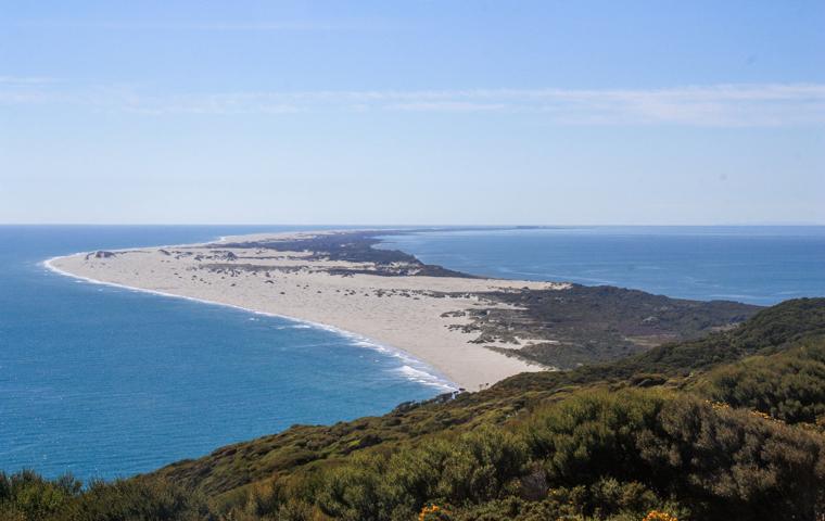 rad Nord - Neuseeland - Golden & Tasman Bay - Farewell Spit