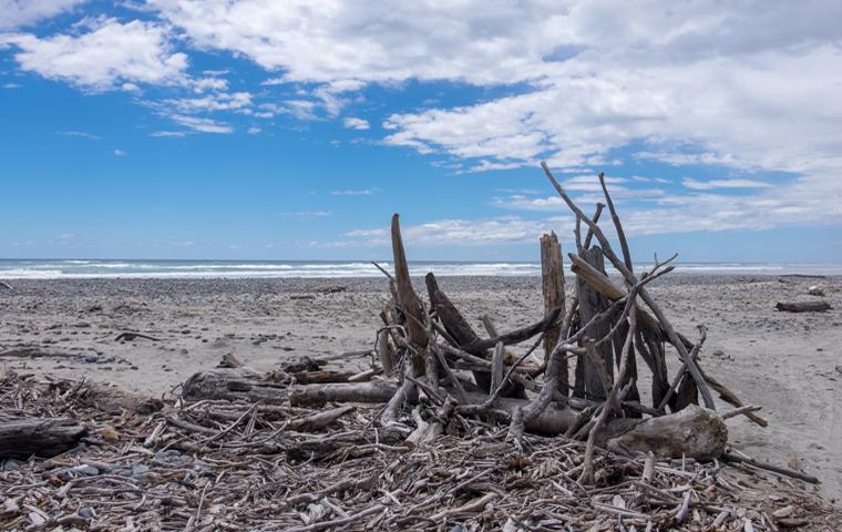 58 Grad Nord - Neuseeland - Golden & Tasman Bay - Abel Tasman Coast Track - Paturau Beach