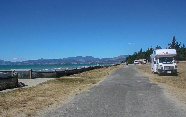 rad Nord - Neuseeland - Golden & Tasman Bay - Rabbit Island