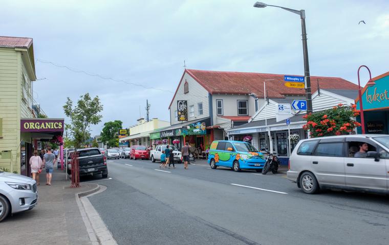 rad Nord - Neuseeland - Golden & Tasman Bay - Takaka