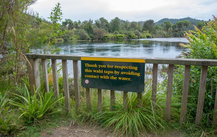 rad Nord - Neuseeland - Golden & Tasman Bay - Te Waikoropupu