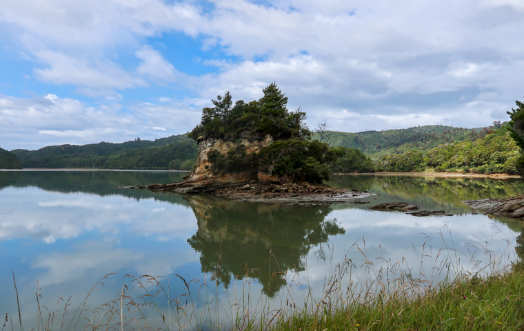 58 Grad Nord - Neuseeland - Golden & Tasman Bay - Kahurangi Nationalpark - Whanganui Inlet