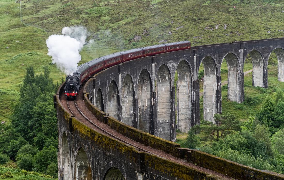 58GradNord #FoPa2019 Hogwarts Express