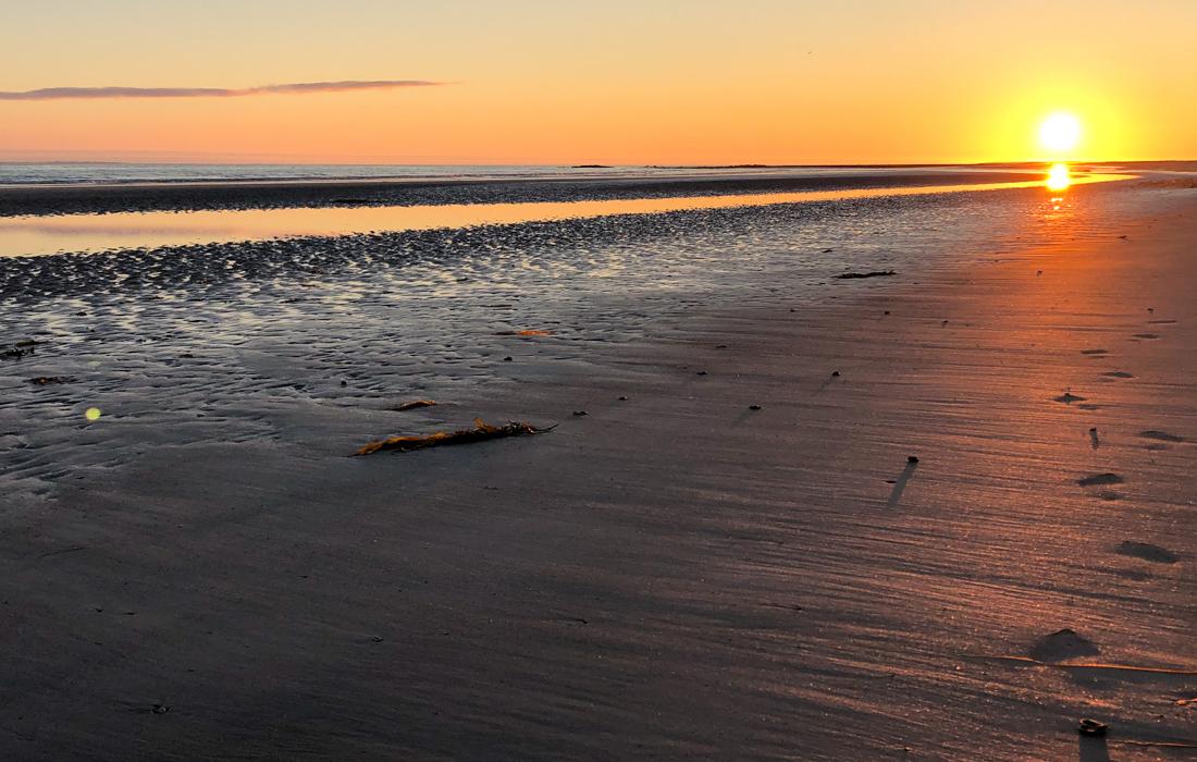 58GradNord #FoPa2019 Sonnenuntergang