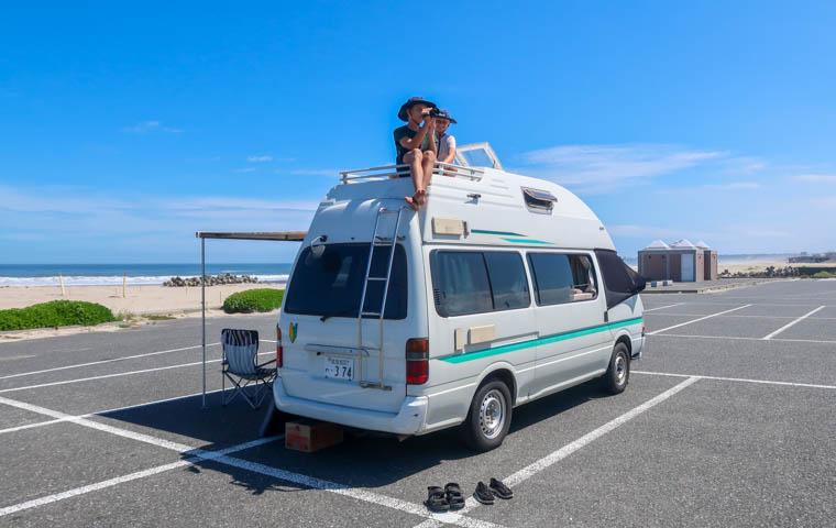58 Grad Nord - Fotoparade 2018-2 - Aussicht - Japan Camper